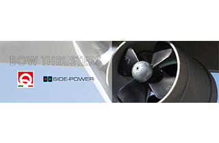 Bow Thruster | Mabru Power Systems | Fort Lauderdale, FL | (888) 818-2814